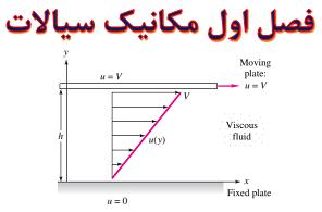 فصل اول مکانیک سیالات